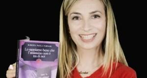 """Presentazione alla libreria Con una rosa di Roma del romanzo di esordio di Roberta Paola Fornari """"Lo sappiamo bene che l'assassino non è tra di noi""""."""