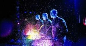 Farà tappa al Teatro degli Arcimboldi di Milano e al Politeama di Trieste Blue Man Band, lo spettacolo più colorato dell'anno.