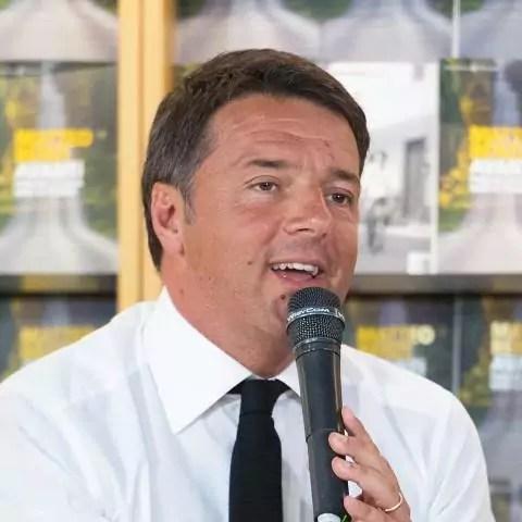 Matteo Renzi, (foto da Facebook)