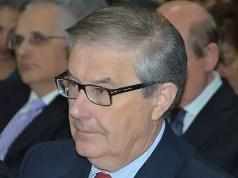 Pierluigi Boschi, ex amministratore di Banca Etruria e padre della ministra Maria Elena (ph. Libero Quotidiano).