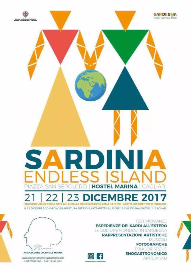 Sardinia Endless Island Associazione Mimina Cagliari 2018