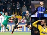 La prodezza del portiere del Benevento Brignoli contro il Milan.