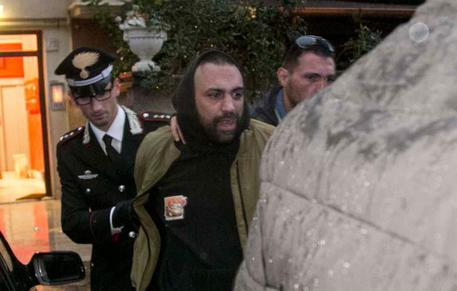 Arresti Ostia ROberto Spada