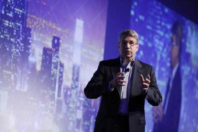 Panasonic News Conference al Ces®2018 di Las Vegas
