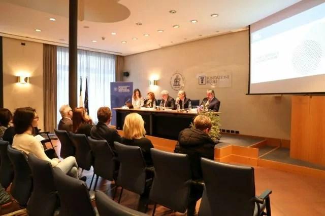 La presentazione di Punto Impresa all'Università di Udine.