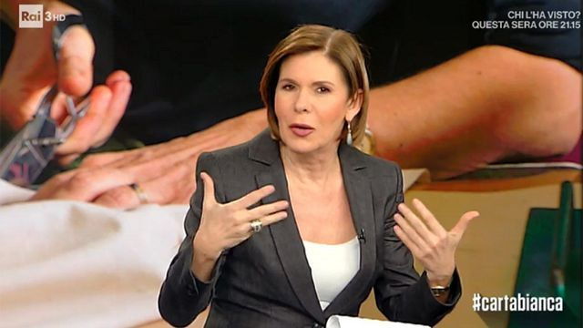 #Cartabianca Bianca Berlinguer