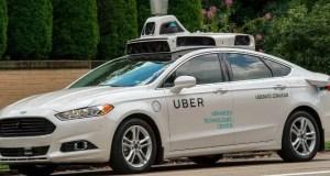 Uber, un veicolo senza guidatore
