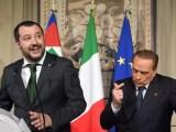 Berlusconi Salvini Quirinale