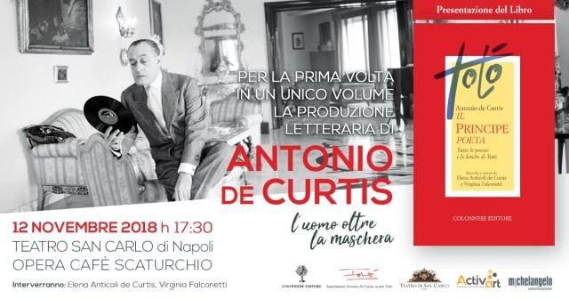 Antonio De Curtis Principe Poeta