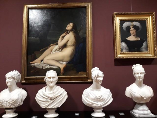 Una sala dell'eclettica e curiosa collezione d'arte nel museo del Labirinto della Masone (Ph. Patrizia Russo/In24).