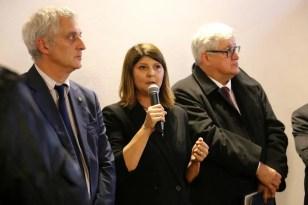 DSL Andrea Zannini Simonetta Comand rettore Alberto De Toni
