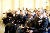 Pubblico alla cerimonia di intitolazione del Digital Storytelling al Liceo Stellini di Udine.