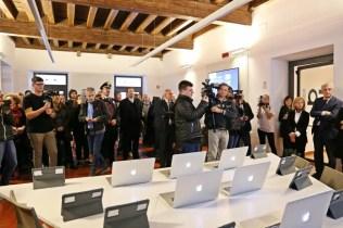 Digital Storytelling Lab pubblico inuagurazione