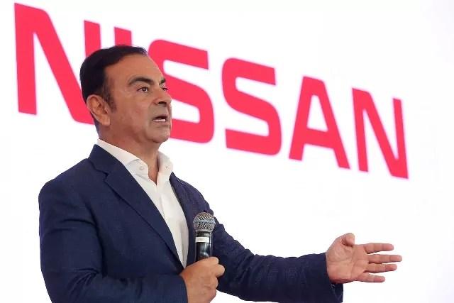 il Ceo della Nissan Carlos Ghosn