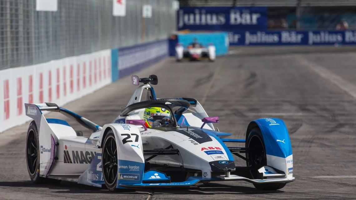 Formula E Chile E-Prix BMW I Andretti Alexander Sims