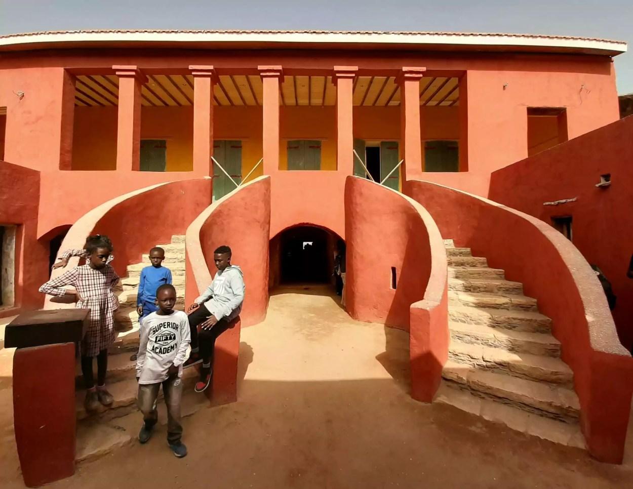 Senegal, Maison des Esclaves a Gorée (Ph. P. Russo/In24).