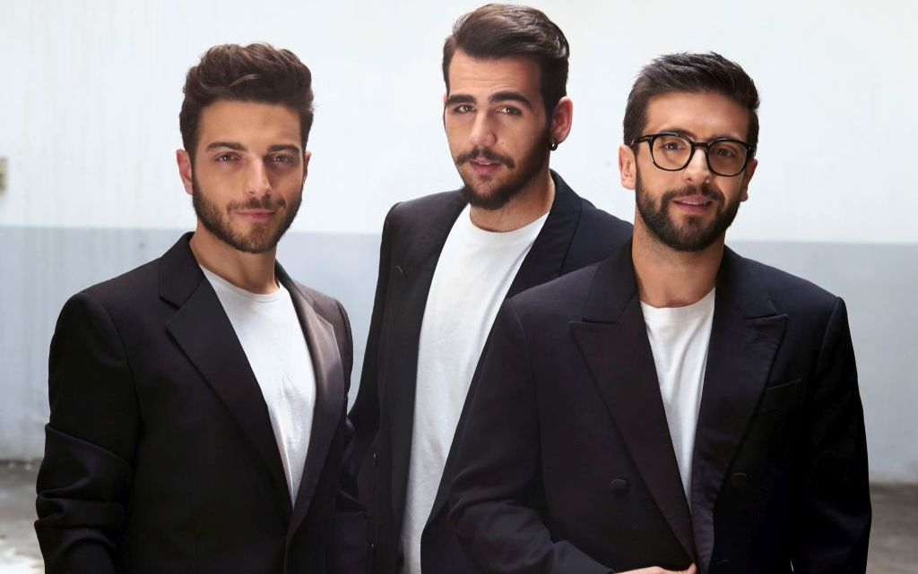Il Volo (ph. Julian Hargreaves).
