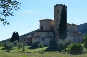 Abbazia di Sant'Antimo Ph. P.Russo/IT24