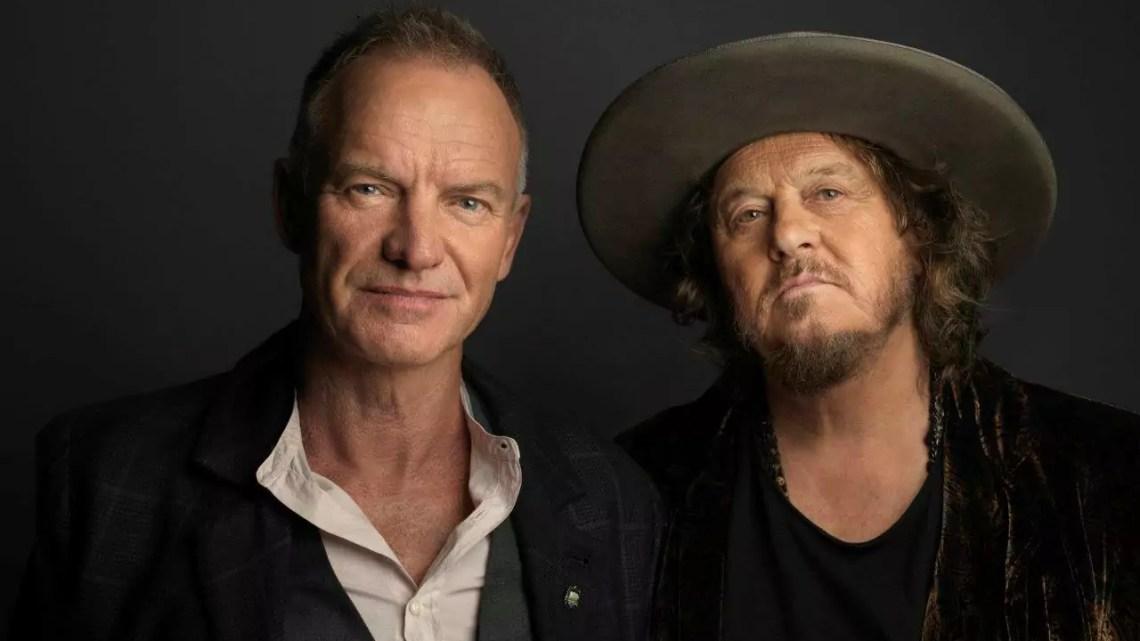 """C'è anche il duetto con Sting nell'inedito September nel nuovo disco di Zucchero """"Sugar"""" Fornaciari D.O.C. Deluxe, in uscita l'11 dicembre. #September #ZuccheroSugarFornaciari #Sting #DocDeLuxe"""
