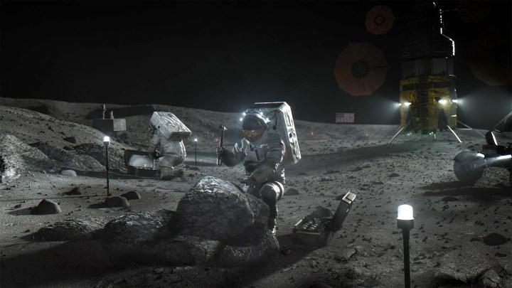 La Nasa annuncia che la missione Artemis III porterà sulla Luna la prima donna e il prossimo uomo nel 2024. #ArtemisIII #MissioneLuna #Moon2024 #Nasa