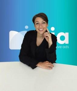 Giulia Zuffi, Responsabile Mobile ADV di Mia mobile.