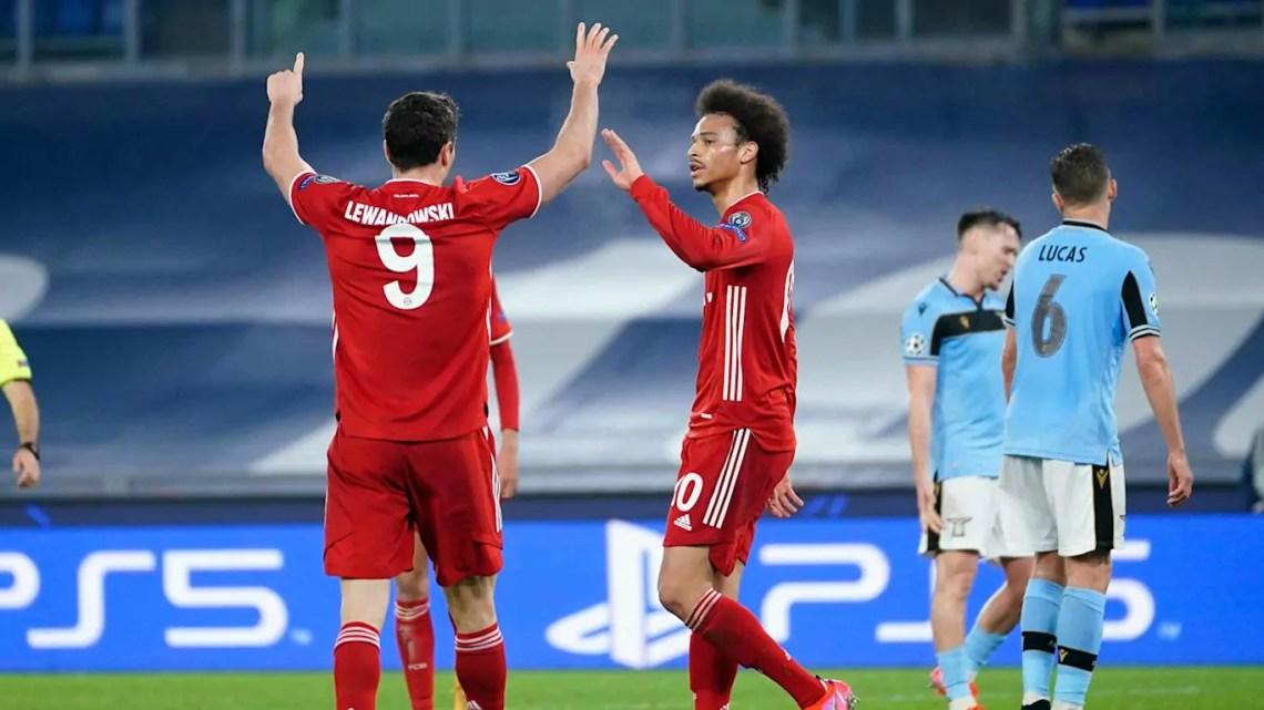 Lazio - Bayern Monaco, 1-4 per i tedeschi: Lazio quasi fuori dalla Champions League (credit Bayern Monaco Official Website Photo Gallery)