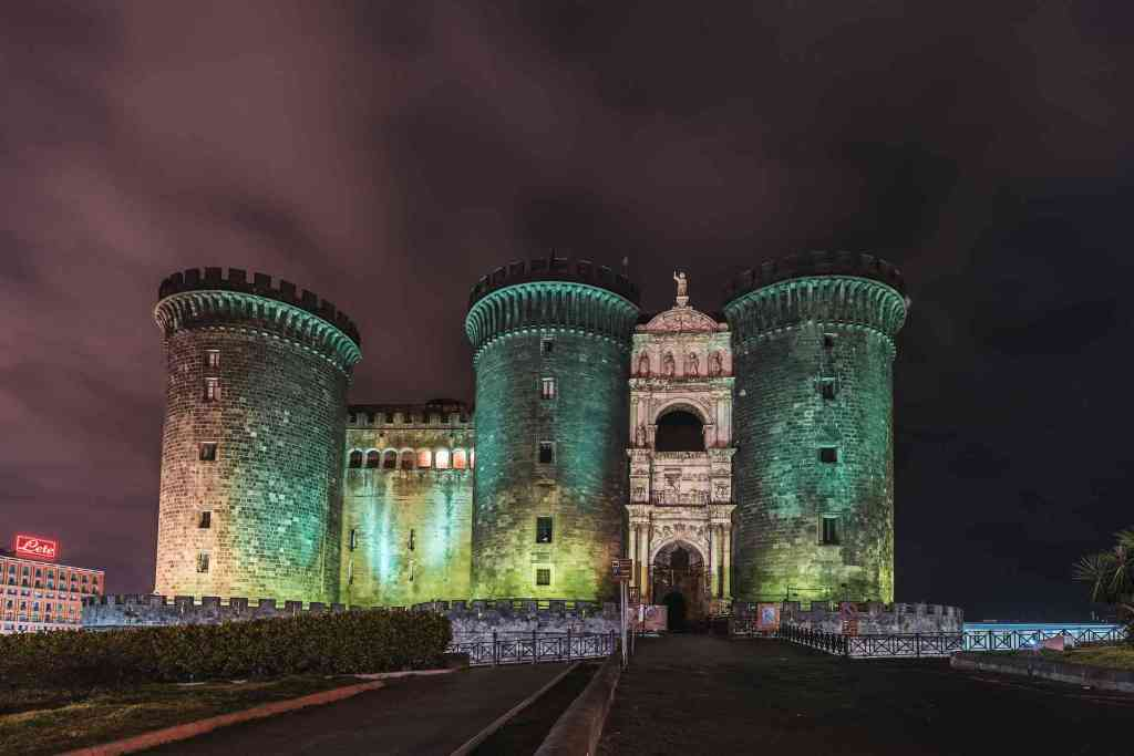 Castel Nuovo Napoli | Credits Tourism Ireland