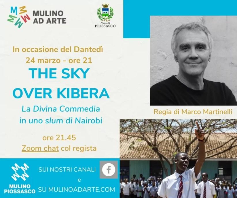 The Sky Over Kibera Dantedì