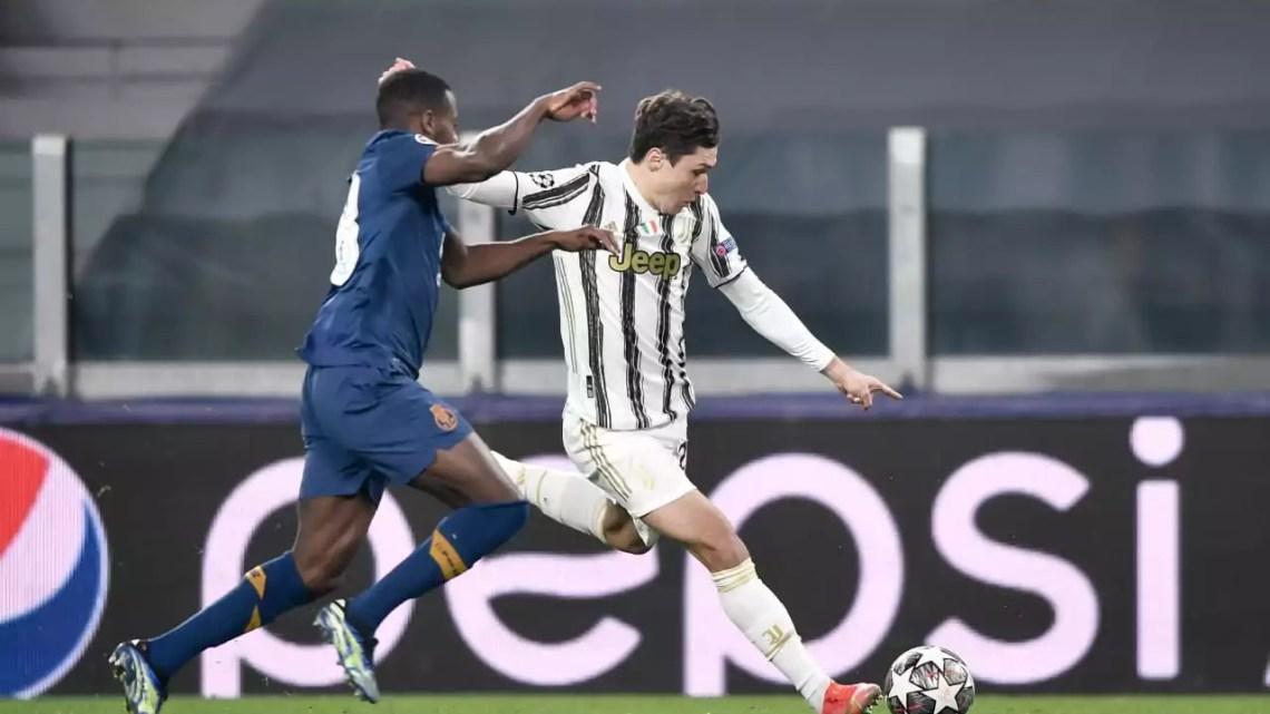 Champions League: Juventus-Porto, 3-2. Juventu vincente, ma è fuori dalla Champions. Chiesa da 10 in pagella (credit Juventus Official Website Photogallery)