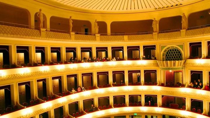 Reggio Calabria Teatro Cilea