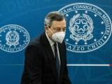 Recovery plan Mario Draghi Italpress