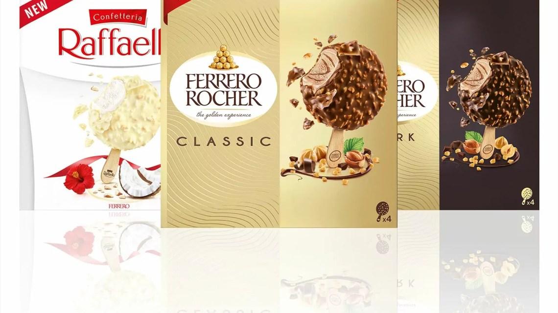 Ferrero Gelati Italpress
