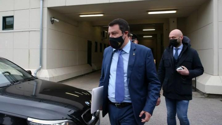 Salvini Procura palermo Ialpress Open Arms