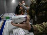 Vaccini AstraZeneca Italpress