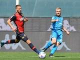 Genoa Spezia Derby ligure Italpress