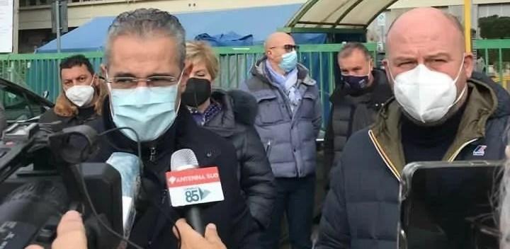Fd'I: Caos nelle vaccinazioni di massa, la Regione Puglia