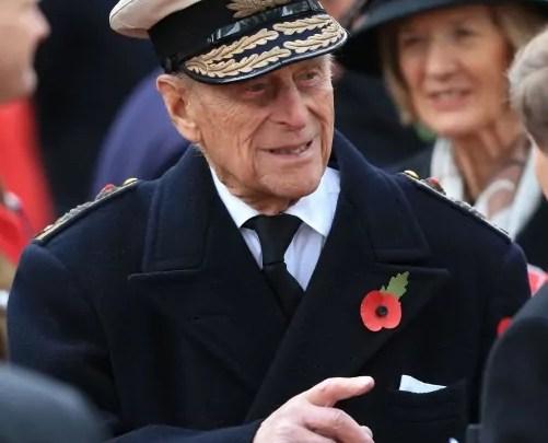 Principe Filippo Royal Family