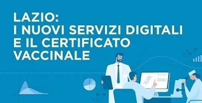 Covid Regione Lazio Certificato vaccino