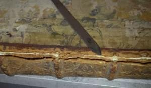 """Le """"Antichità di Ercolano esposte"""", rientrano venerdì 16 aprile al Parco Archeologico di Ercolano, dopo il restauro alla Biblioteca Nazionale di Napoli."""