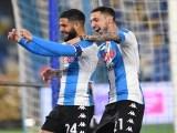32 Giornata, Serie A: Napoli 5 - 2 Lazio. Stravince il Napoli al Diego Armando Maradona, grazie all'aiuto dei formidabili Politano e Insigne. A segno anche Mertens. (credit SSC Napoli Official Website Photogallery)