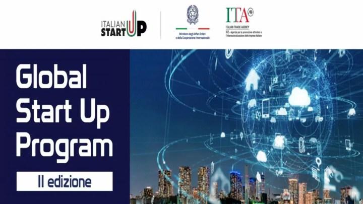 Londra global startups program