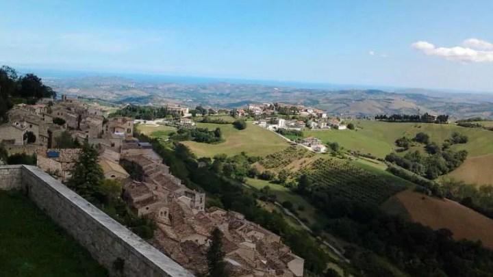 Zona Franca Urbana Sisma Centro Italia civitella del tronto