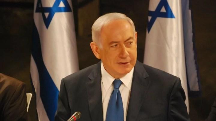 """Benjamin """"Bibi"""" Netanyahu"""