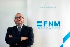 Ferrovie Nord Milano, il direttore Marco Piuri (foto FNM).