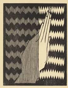 M. C. Escher, Madonna bool