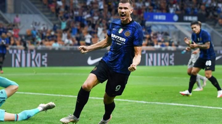 Inter-Genoa, 4-0. Al via la Serie A 2021/2022. Bene l'esordio di Inzaghi sulla panchina nerazzurra: segnano al debutto Calhanoglu e Dzeko; rete anche per Skriniar e Vidal.