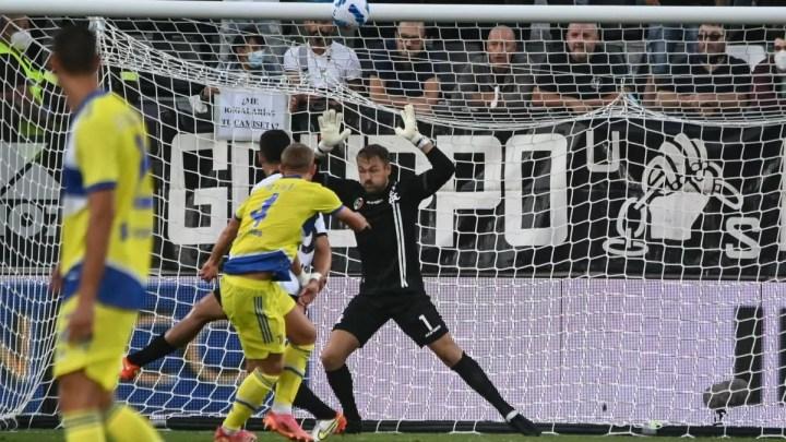 Spezia-Juventus, 2-3: vanno in vantaggio gli ospiti con Kean, poi la rimonta dei liguri con Gyasi e Antiste. Controrimonta di Allegri, che vince grazie a Chiesa e De Ligt.