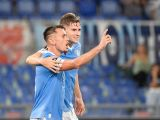 Lazio-Lokomotiv, 2-0: passeggiano le aquile all'Olimpico, Sarri vince 2-0. A segno Basic e Patric. Apprensione per Immobile: uscito per infortunio.
