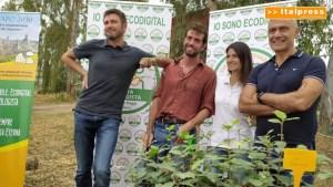 """Di Battista: """"Sostegno a Raggi e Roma Ecologista per rilancio città"""""""