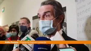 """Sanità Lombardia, Fontana: """"Più collaborazione con i medici di base"""""""